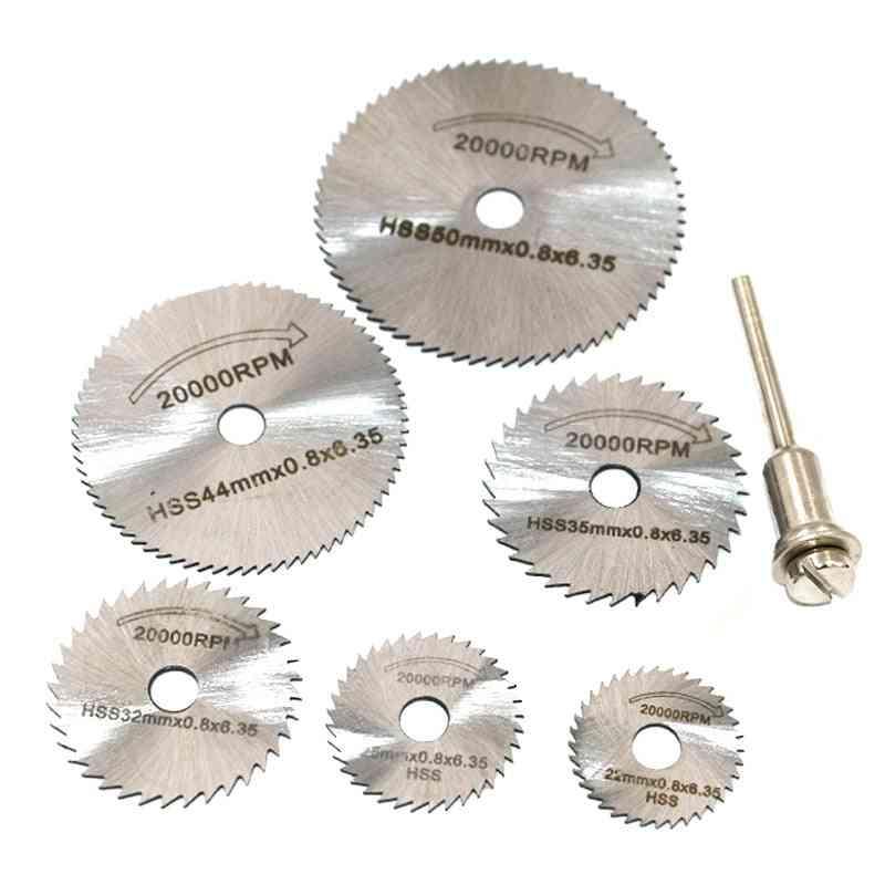 Portable Rotary Circular Saw Blades-cutting Discs