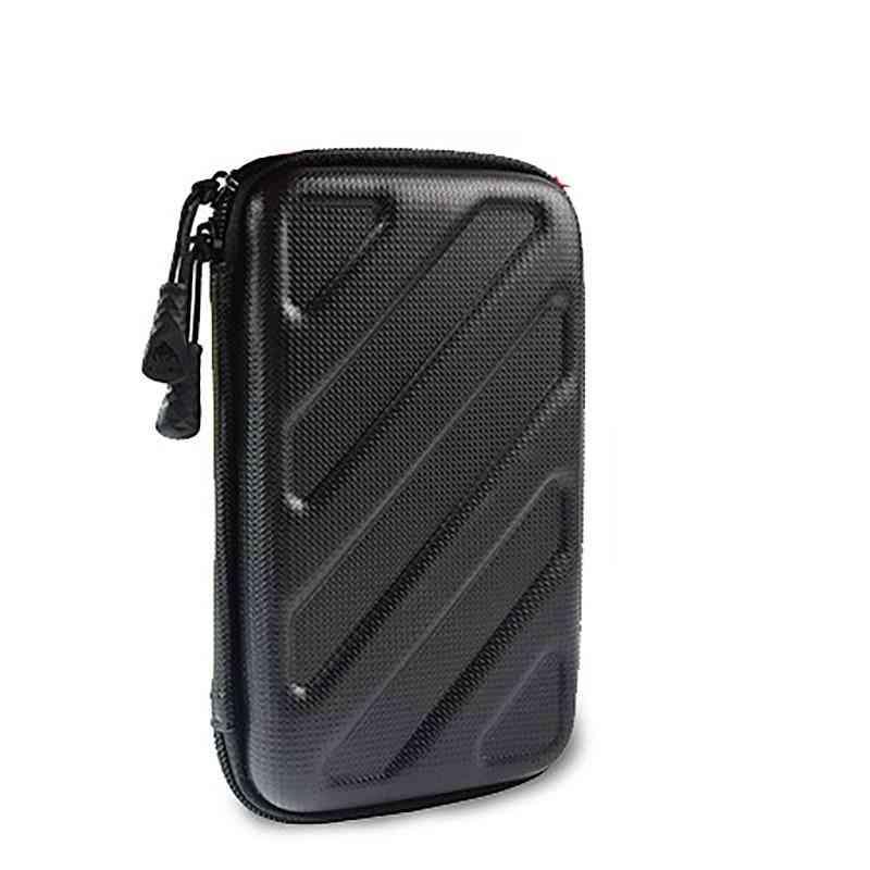 Box Organizer, Waterproof Travel Watch Storage, Zipper Case