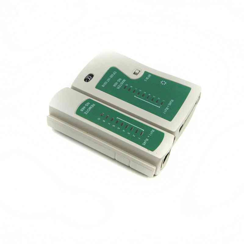 Rj45 Rj11 Rj12 Cat5 Utp Lan Cable Tester