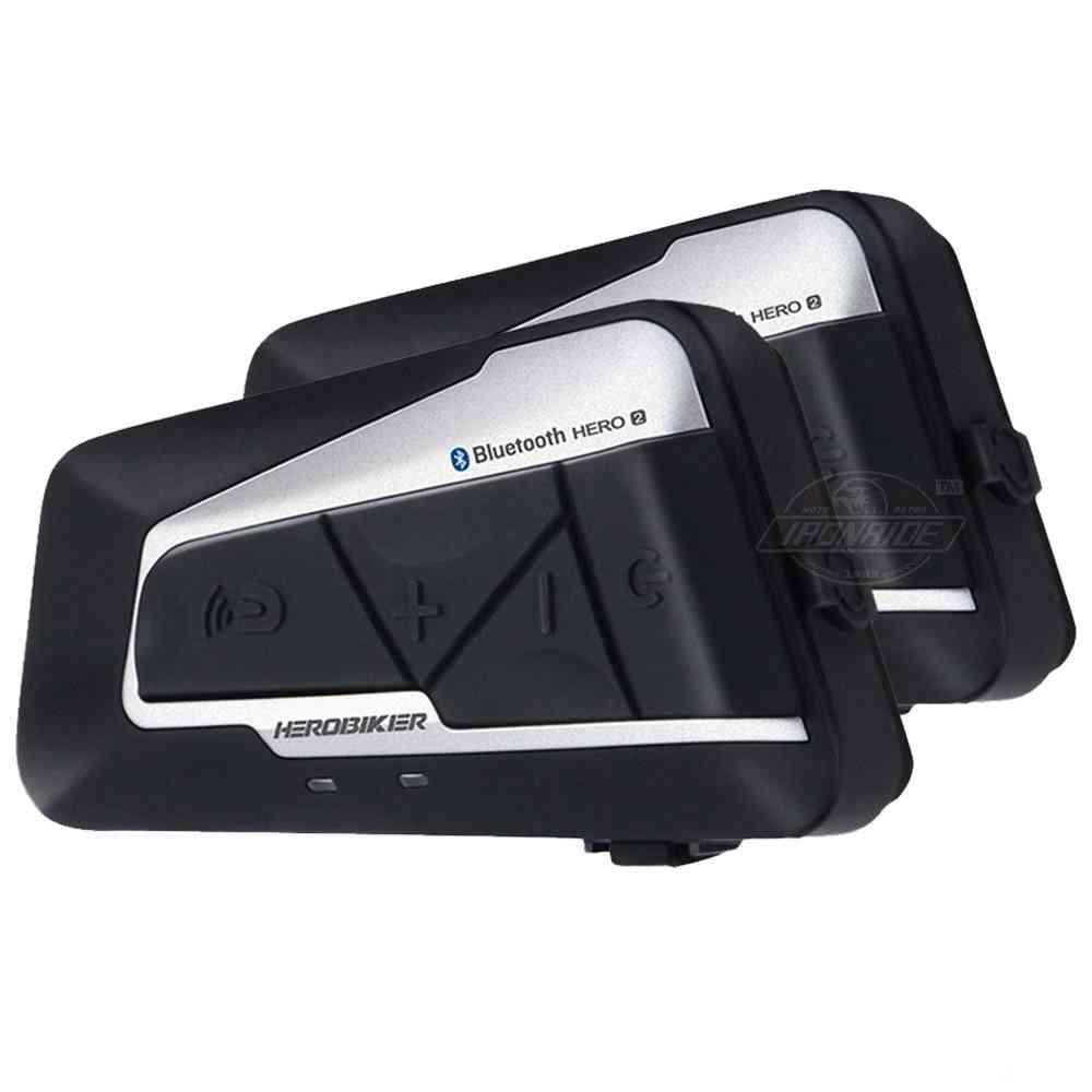 Motorcycle Wireless Bluetooth Intercom, Ear Speaker