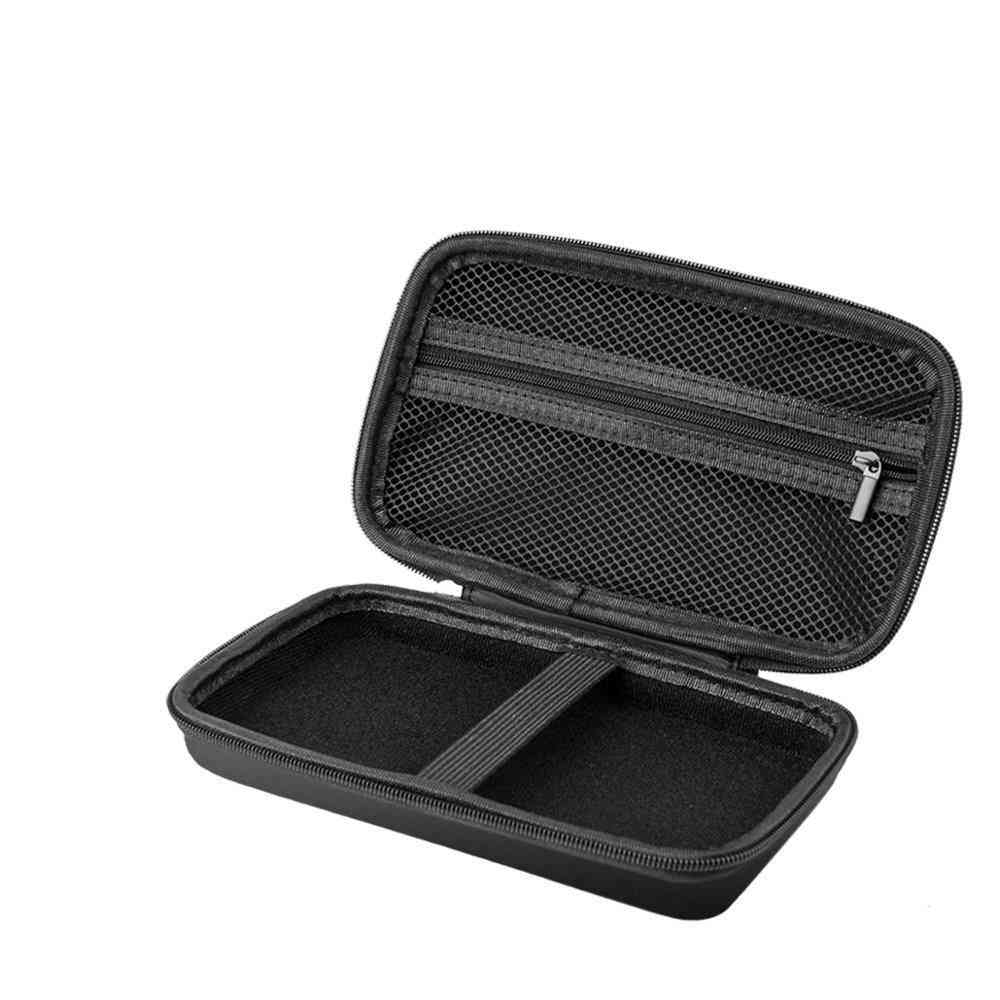 Hard Case Box For Power Bank, 2.5 Hdd Storage
