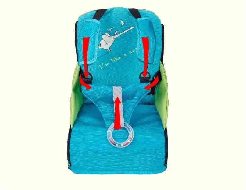 Children's Portable Folding Dining Chair