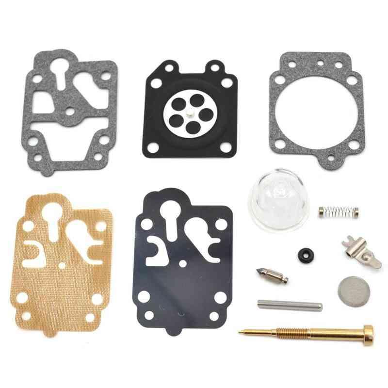 Diaphragm Grass Trimmer, Gaskets Carburetor Set Repair Kit