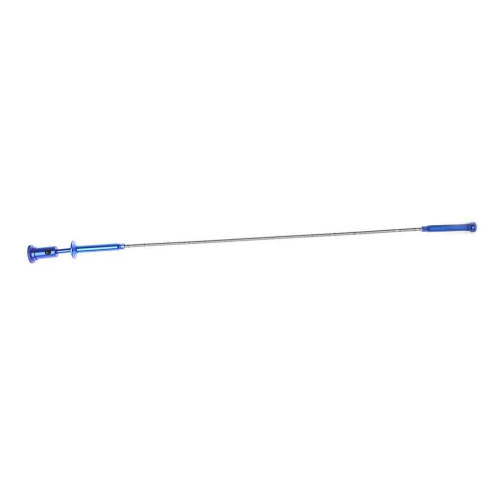 4-claw Long Reach, Spring Grip, Narrow Bend Curve, Grabber Pick-up Tool