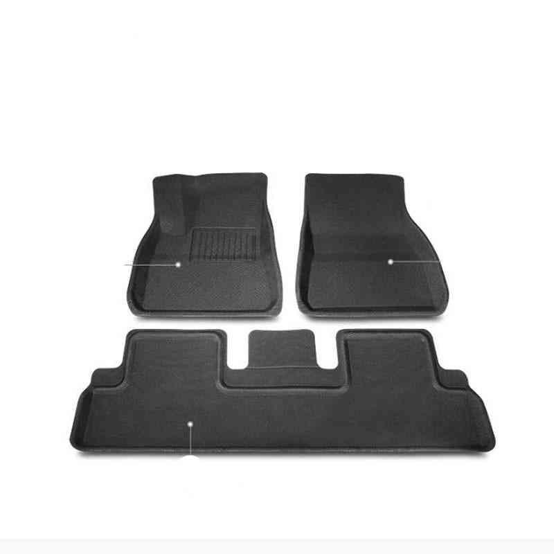 Foot Pad Waterproof, Non-slip, Floor Mat, Tpe/ Xpe Modified, Car Accessories