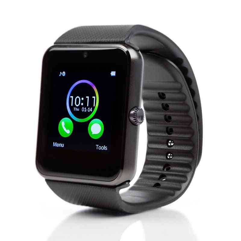 Smart Watch, Touch Screen With Bluetooth Connection