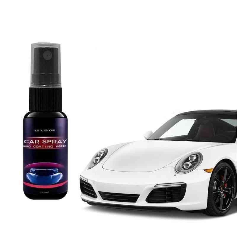 Car Nano Repairing, Spray Liquid, Coating Polish Paint Wax, Scratch Remover
