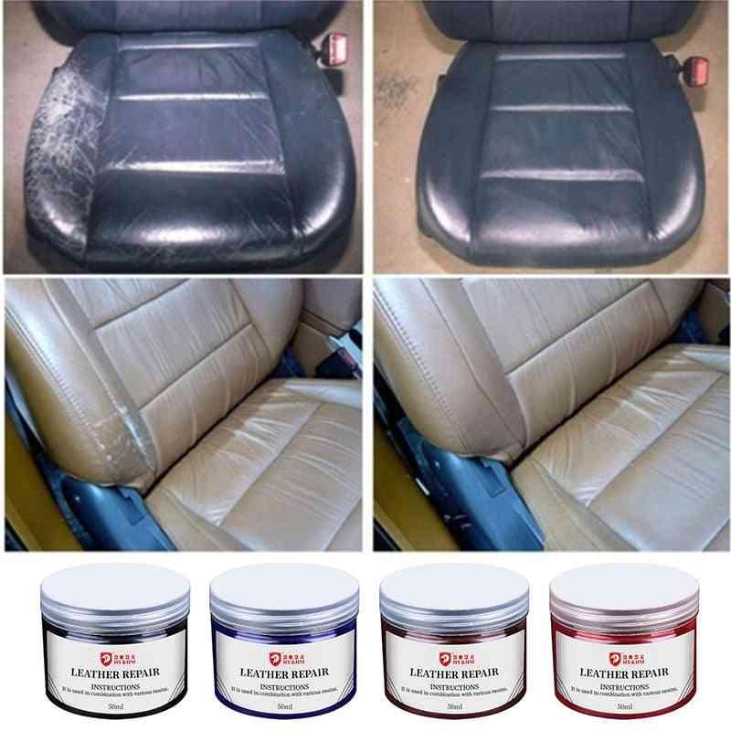 Multi-function Car Seat Leather Repair Cream