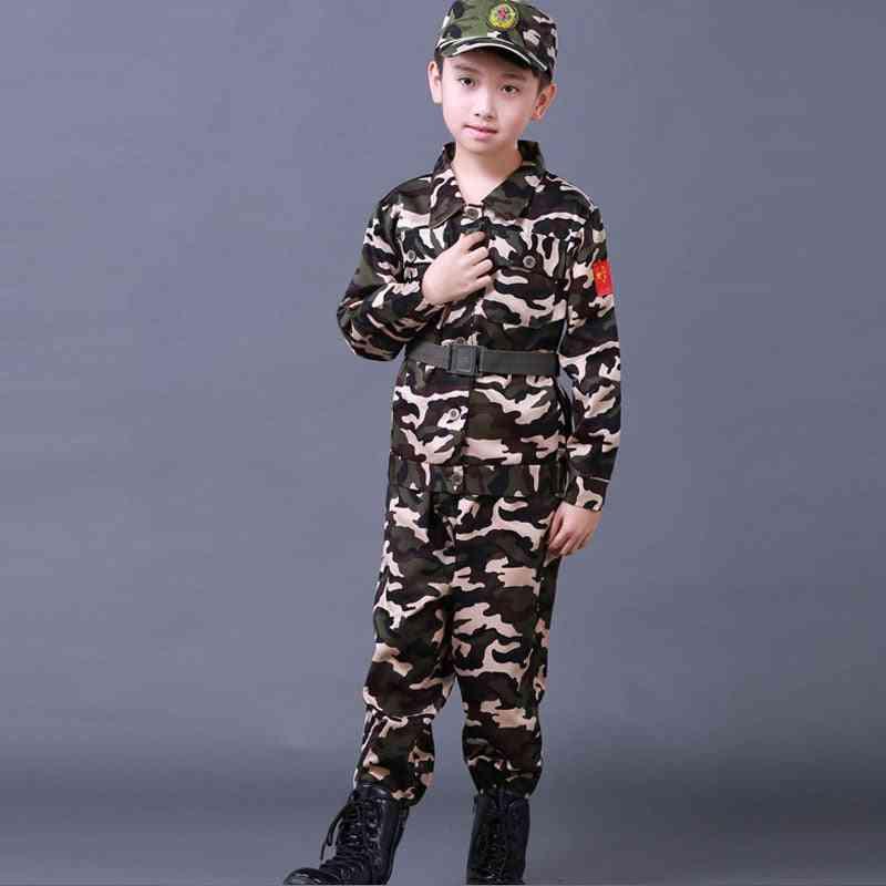 Halloween Fancy, Army Cosplay Costumes, Military Uniform, Training Jackets