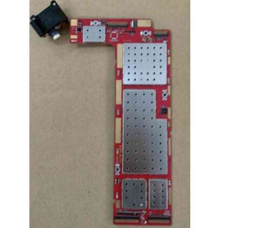 Logic Circuits, Card Plate, Flex Cable Motherboard