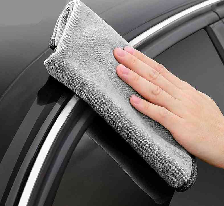 Car Wash Dry Microfiber Towel, Auto Cleaning Kit