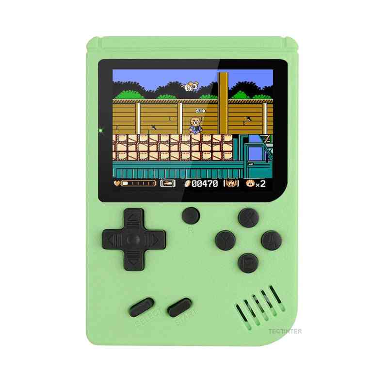Retro Style, Portable, Mini And Handheld Video Game Console