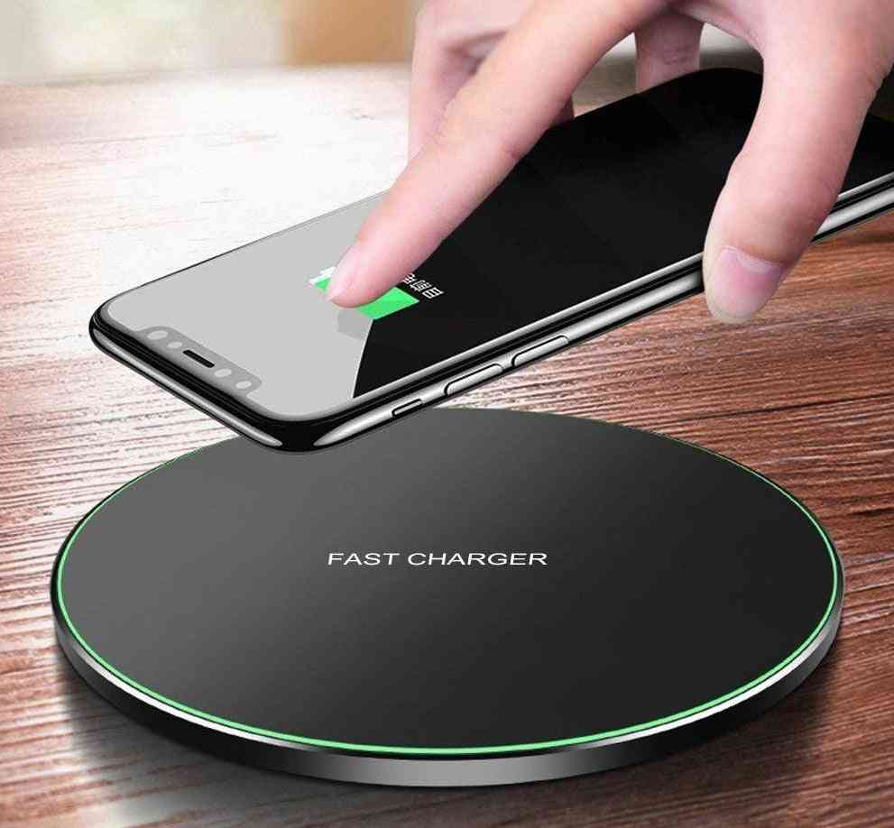 Type C Usb, Wireless Charger Pad For Airpods, Mobile Phones
