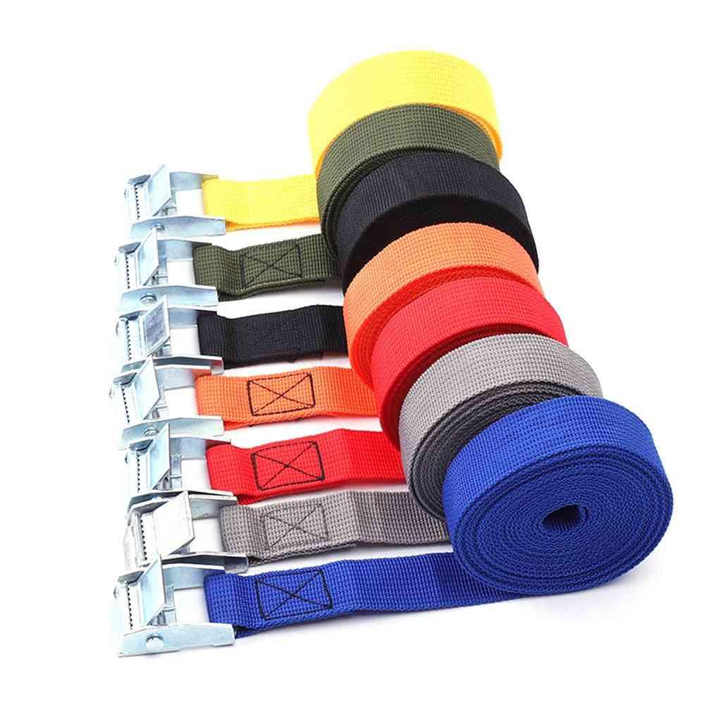 Strong Ratchet Belt For Luggage / Bag