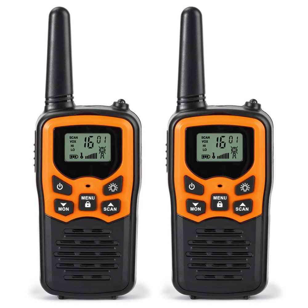 Mini Handheld, Walkie-talkie High Power, Vhf Two-way Radio
