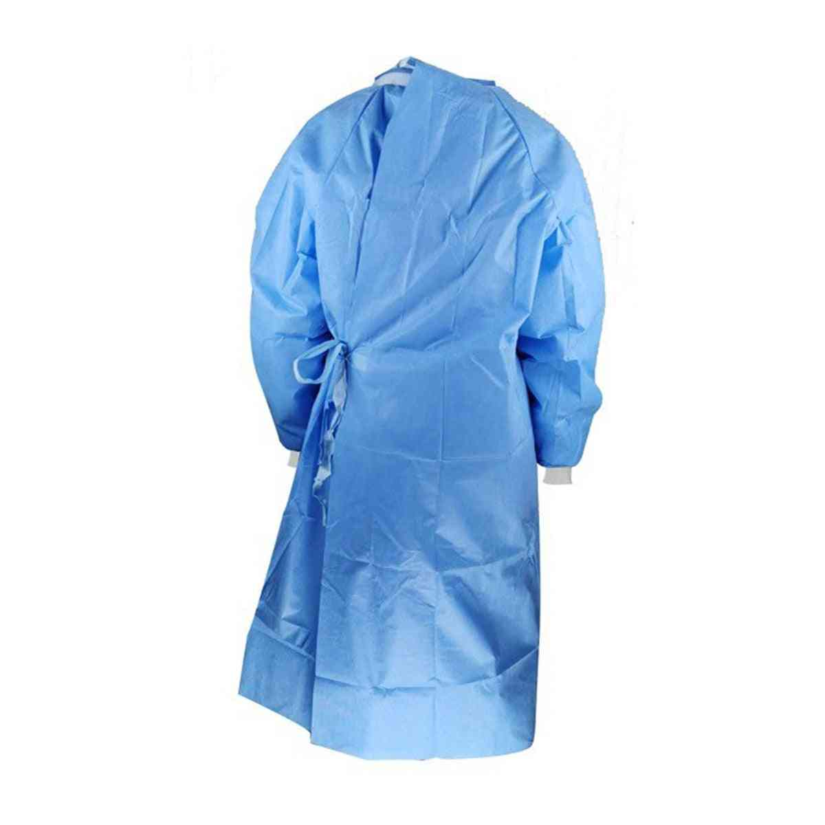 Disposable Protective, Dustproof & Waterproof, Isolation Gown Suit