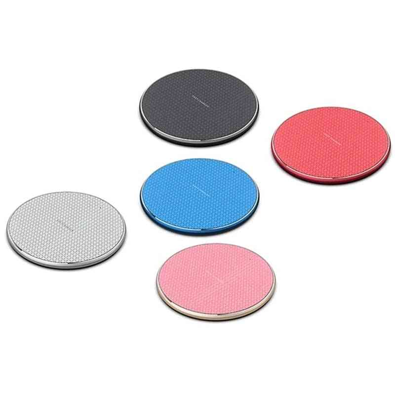 10w Usb Quick Wireless Charging Pad For Iphone Samsung