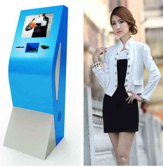 17 Inch Self Service Payment Terminal For Restaurant