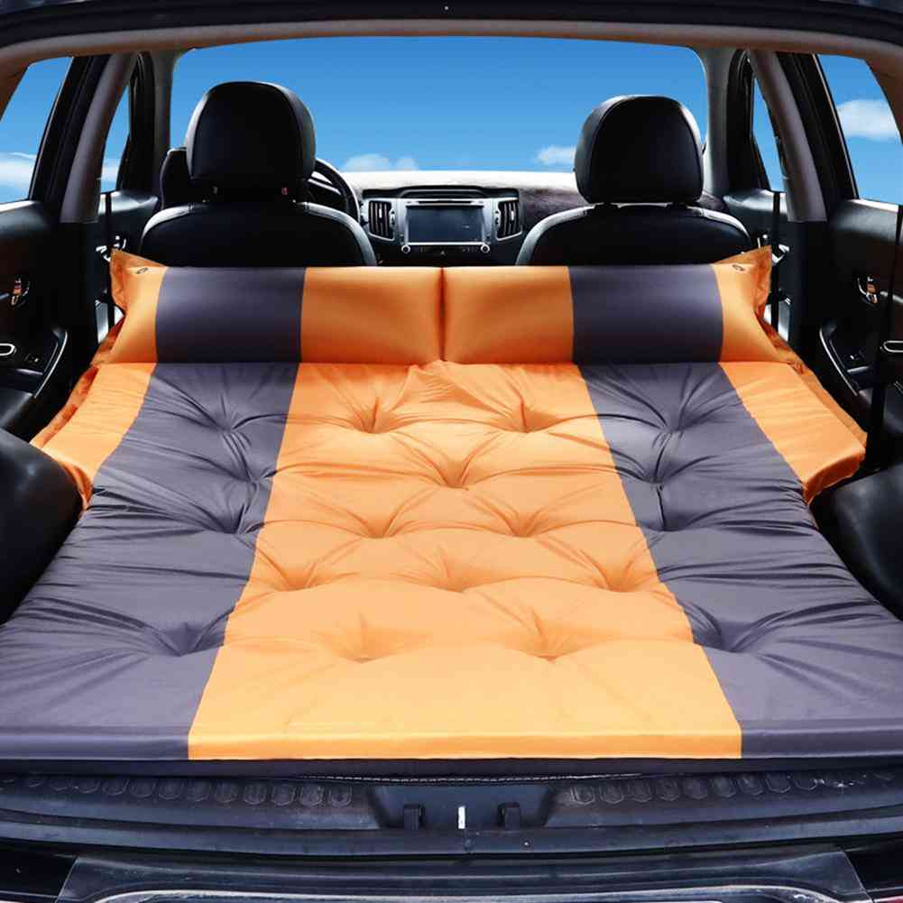 Car Automatic Air Bed