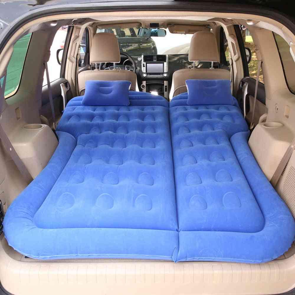 Car Inflatable Bed, Air Mattress Sleeping Pad
