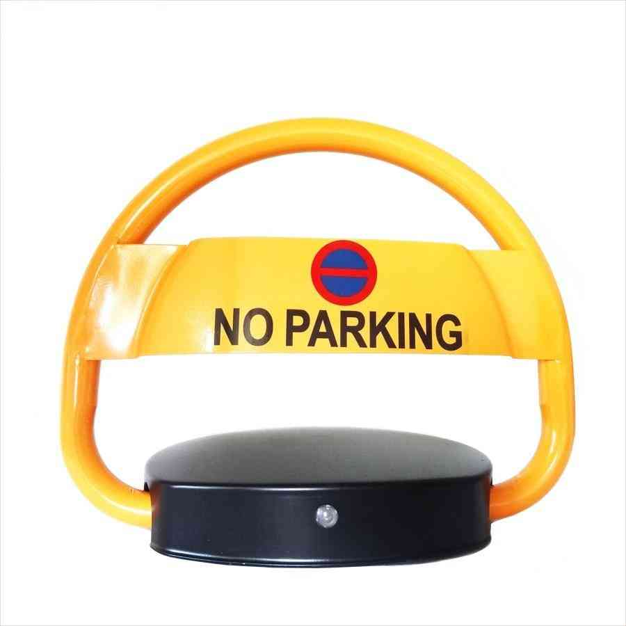 Automatic Parking Barrier Parking-space Remote Control Battery Powered