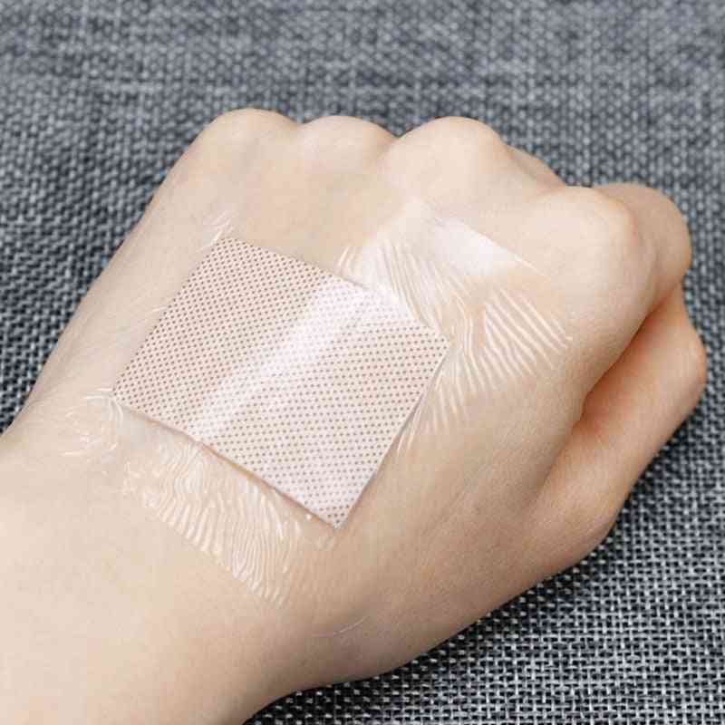 Waterproof Band-aid Wound Dressing Medical Transparent Sterile Tape