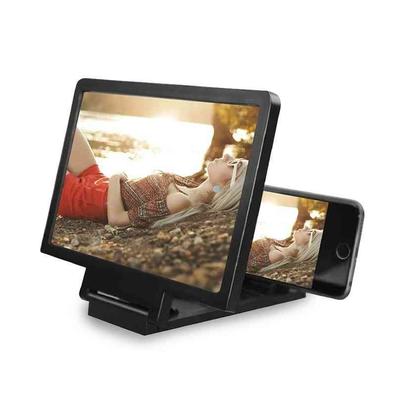 3d Screen Video Magnifier Holder Stand For Cell Phone