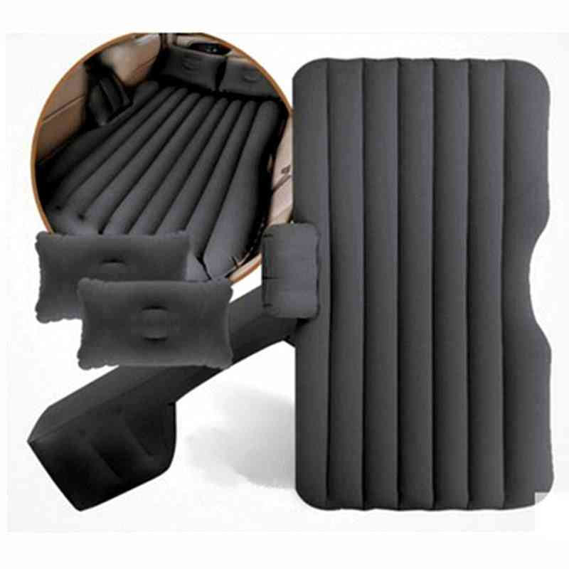 Air Mattress- Rear Seat Sofa, Split Bed Sleeping Cushion Without Inflate Pump