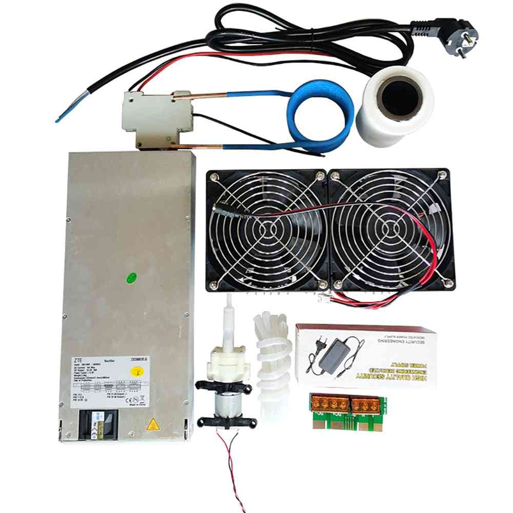 Zvs Induction Heater Pcb Board, Heating Machine & Coil Pump Power Supply (2500w)
