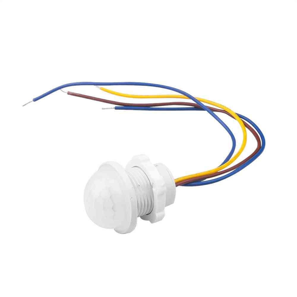 Indoor/ Outdoor- Infrared Light Motion Sensor, Switch Led Sensitive, Night Lamp
