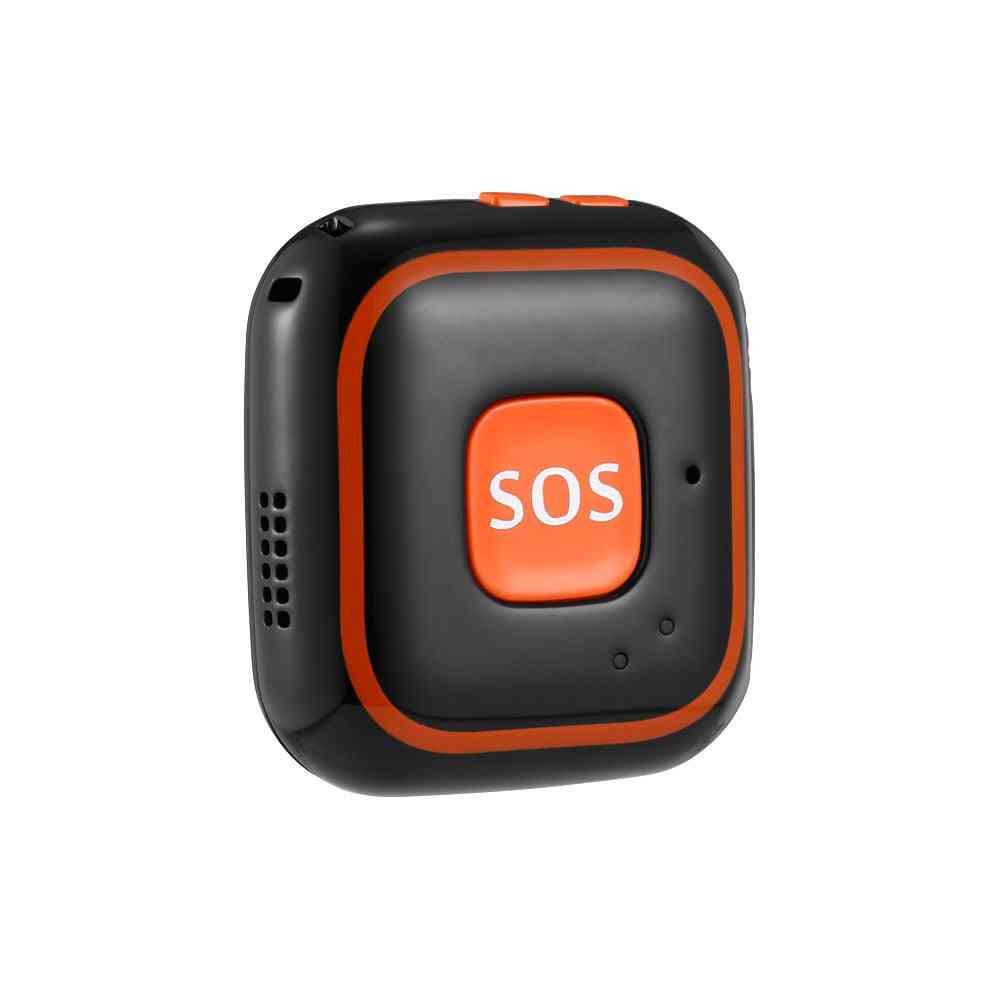 Elderly Senior Sos Button, Emergency Alarm, Real-time Tracking Care