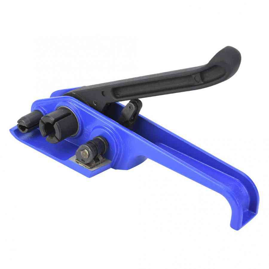 Manual Plastic Steel, Poly Tensioner, Binding Machine For Strapping Packing Tool