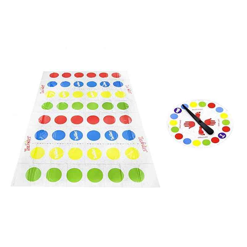 Interactive Classic Twist Board Games