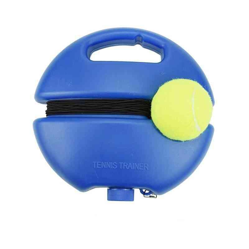 Heavy Duty Tennis Training Tool Exercise Sport Self-study Rebound Ball