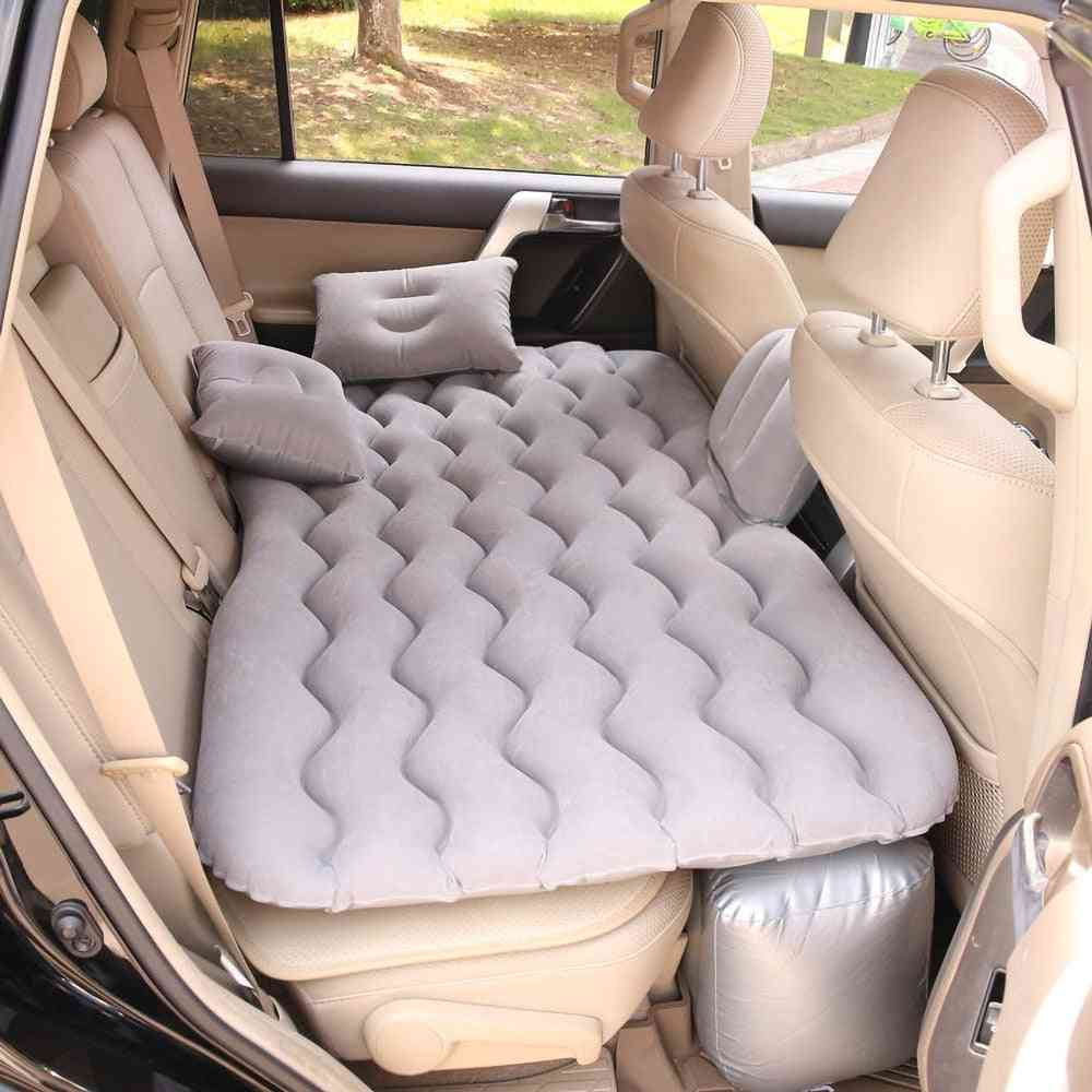 Wave Pattern Air Inflatable Mattress For Adults, Child, Car Accessories