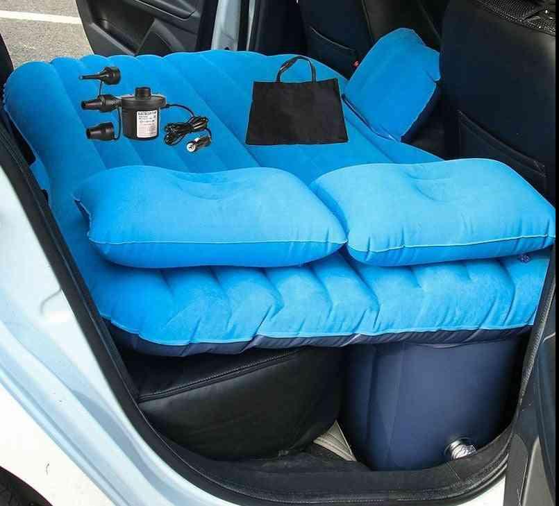 Car Air Inflatable Travel Mattress Bed