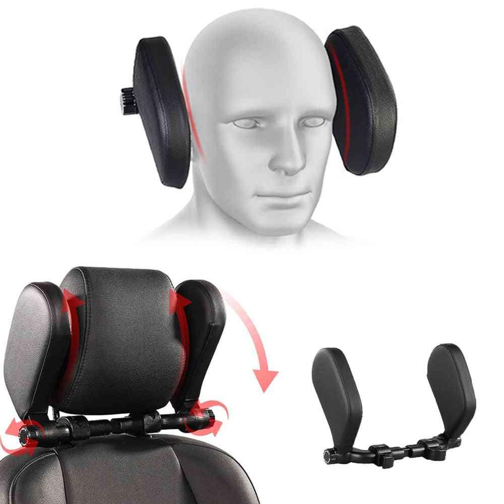 Car Seat Headrest Comfort Memory Foam Pad