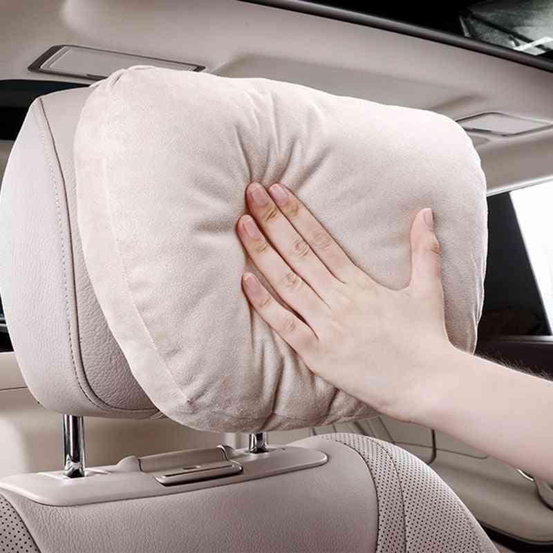 Aybach Design S Class Soft Universal Adjustable  Car Headrest Neck Support Seat
