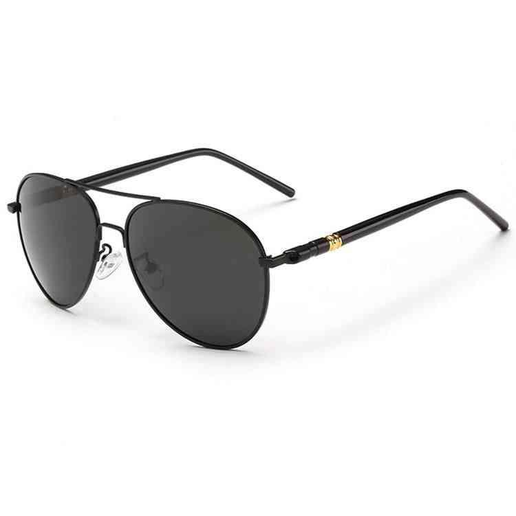 Pilot Photochromic- Driving Clear Polarized Lens, Sun Glasses