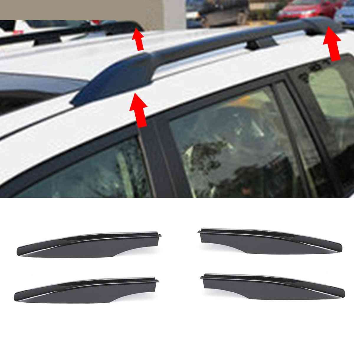 Roof Rack Cover For Toyota Land Cruiser Prado