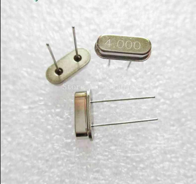 Hc-49s Crystal Oscillator Resonator, Dip-2 Passive Quart
