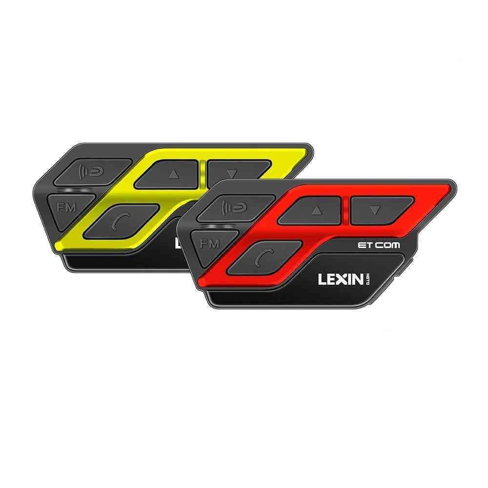 Motorcycle- Helmet Intercom, Bluetooth Headsets With Fm Radio