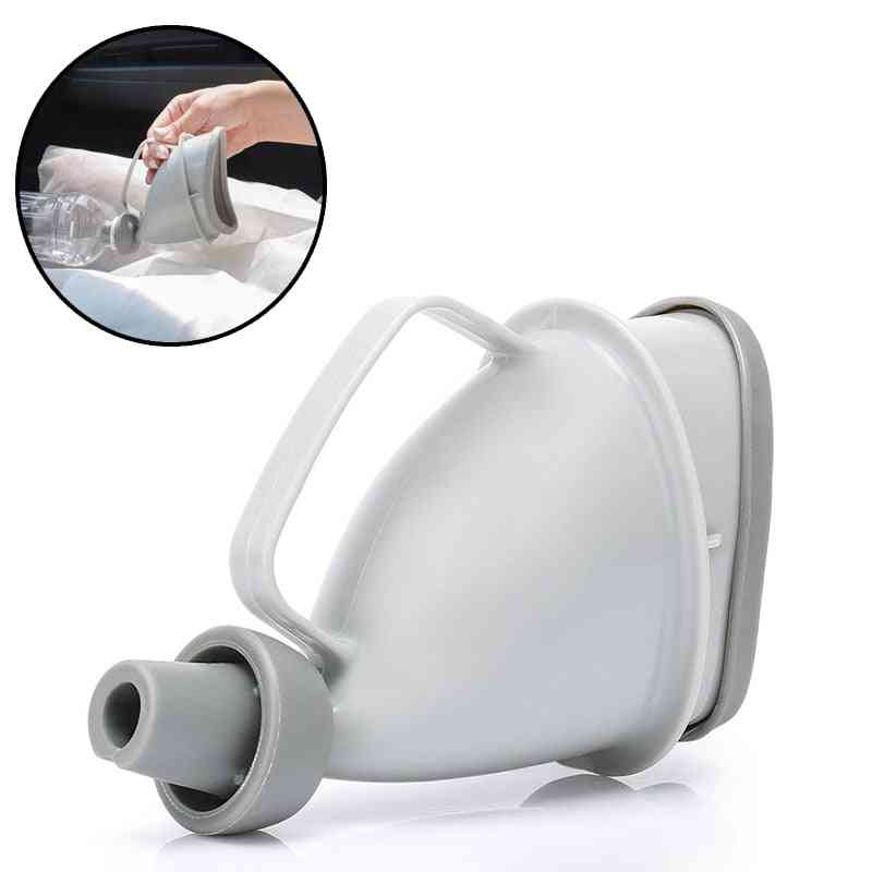 Portable Car Travel Outdoor Adult Urinals For Man Woman