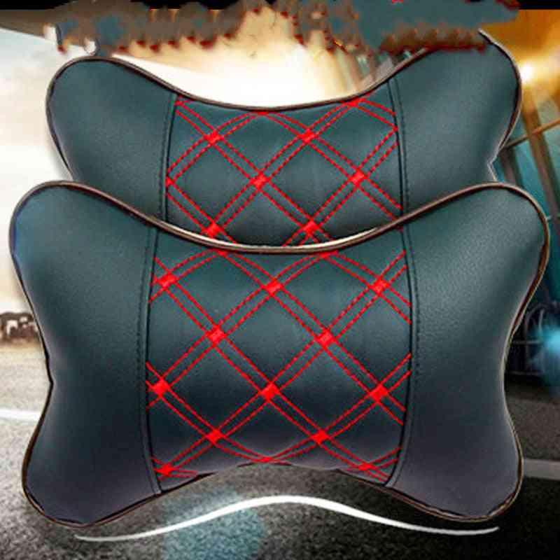 Car Headrest Neck Pillow