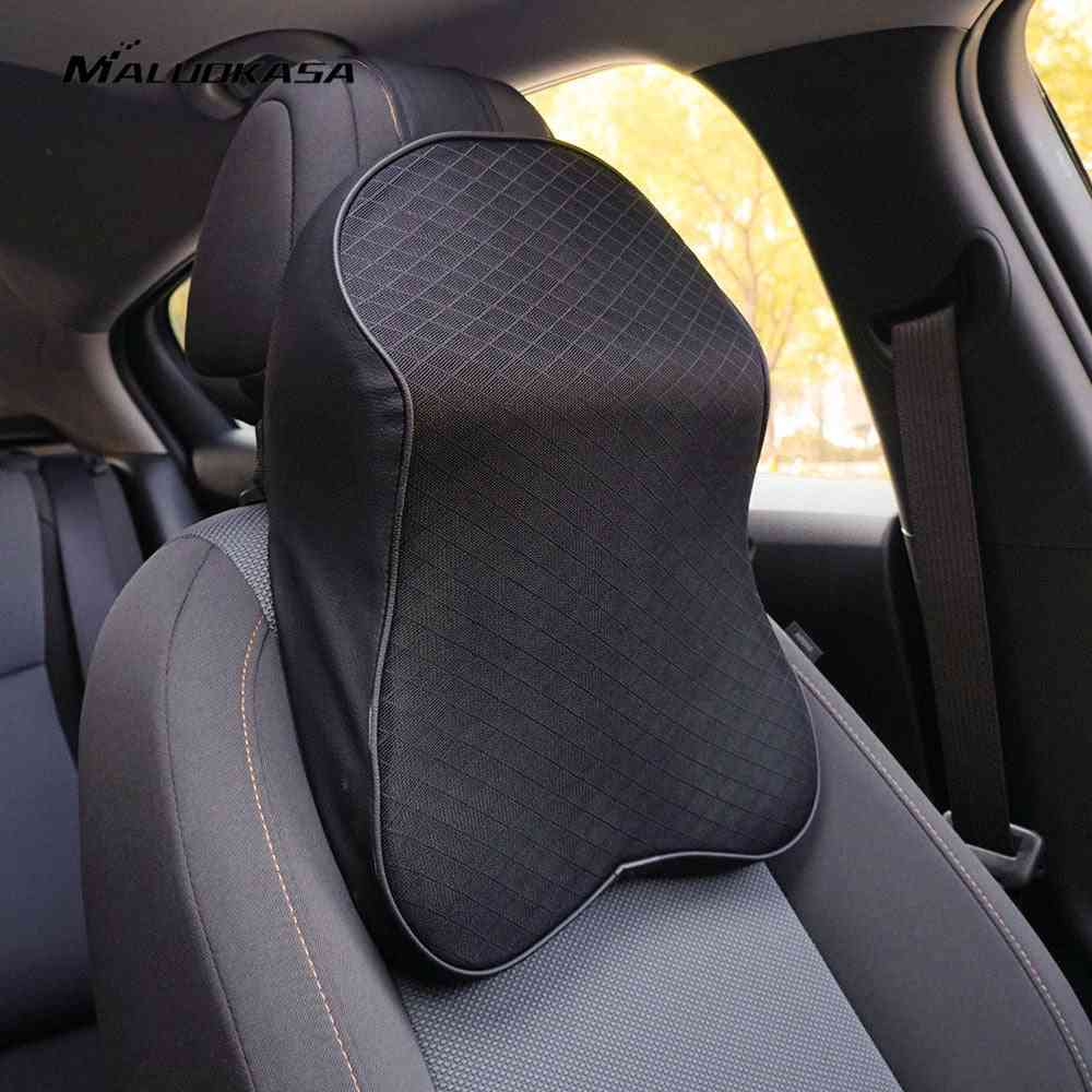 Car Neck Pillow 3d Memory Foam