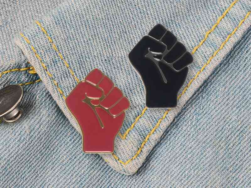 Enamel Pin, Brooch, Clothes Lapel Badge, Matter Jewelry