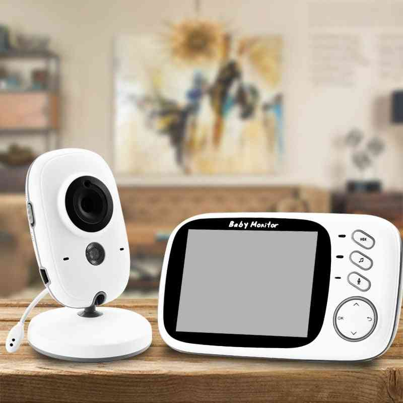 Wireless Video Two-way Voice Monitor Security Camera