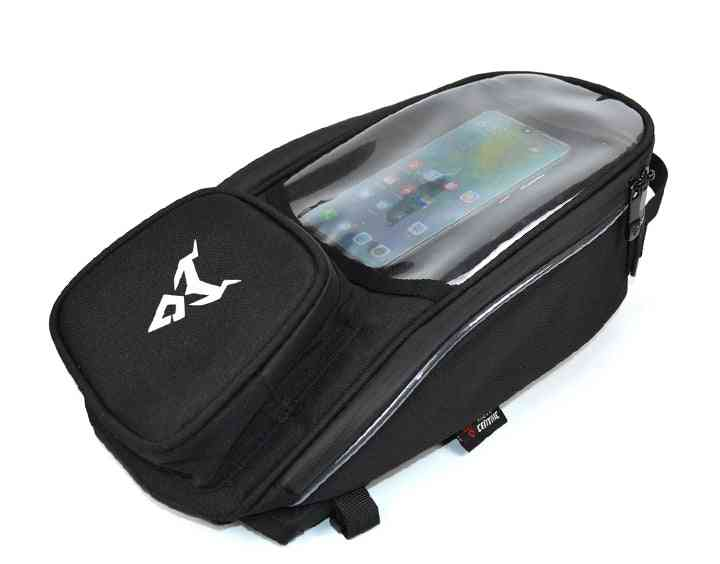 Touch Screen Motorcycle Bag