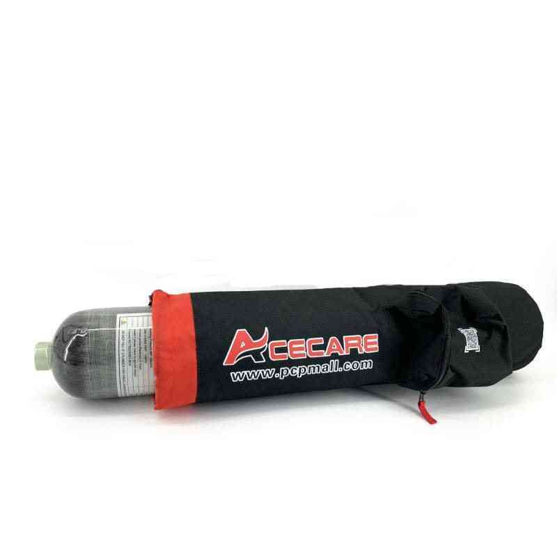 Pcp Air Rifle Scuba, Airforce Condor, High Pressure, Cylinders Bag Without Tank