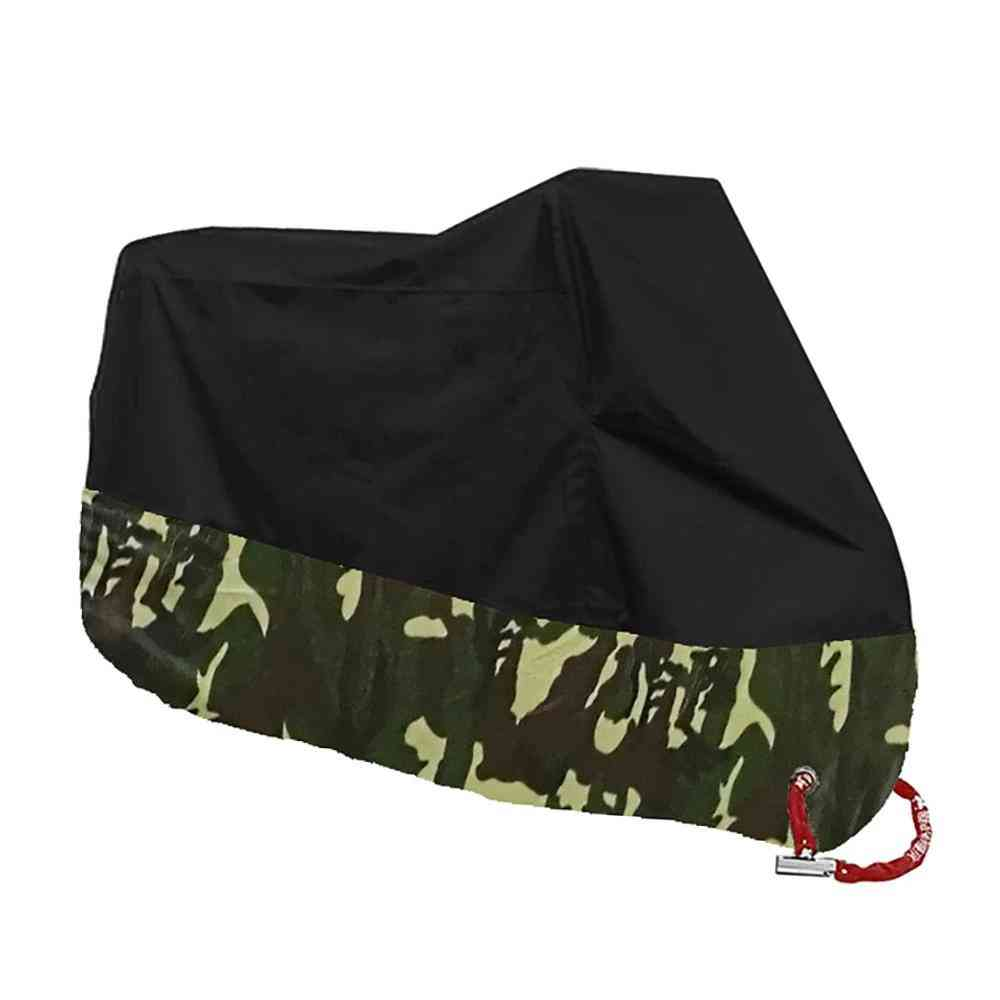 Waterproof  And Uv Protector Motorcycle Cover